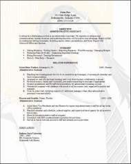 Administrative Assistant Resume Examples Samples Free Edit With Word