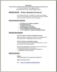 Bricklayer Resume