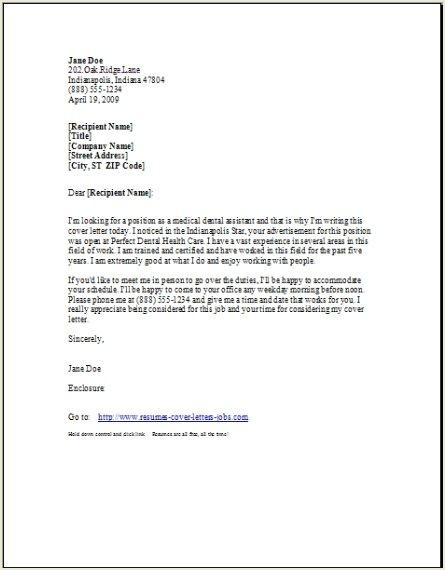 Dental Hygienist Cover Letter2