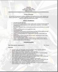 Electrician Resume3