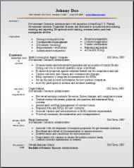 Government Resume3