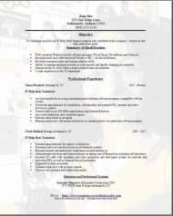 Help Desk Support Resume3