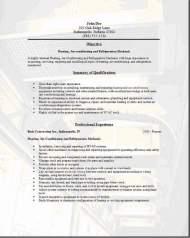 HVAC Resume3