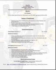 Lab Technician Resume Lab Technician Resume2 Lab Technician Resume3   Med Tech  Resume Sample