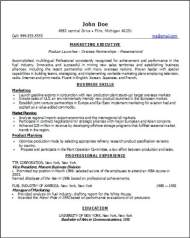 Marketing Resume2