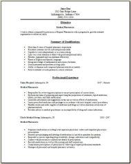 Medical Pharmacy Resume2