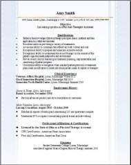 Medical PT Rehabilitation Resume3