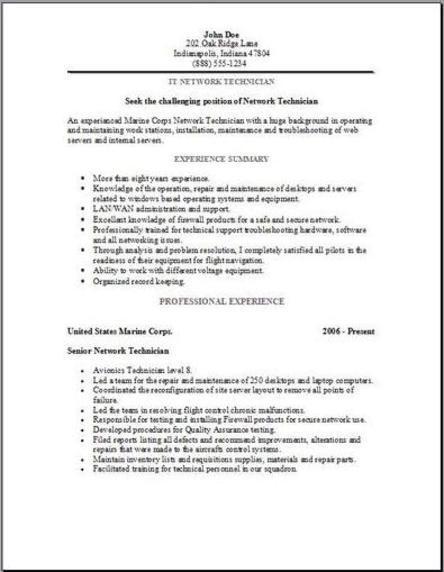 Military Resume2
