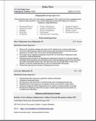 Shipping Receiving Resume3
