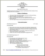 Supply Chain Resume2