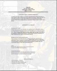 Construction Foreman Resume3