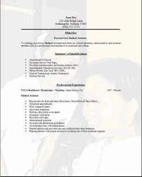 Personal Care Resume3