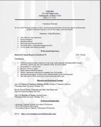 Veterinary Resume3