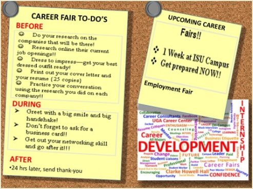 Sample Thank You Letter For A Job Fair Examples Samples Free Edit