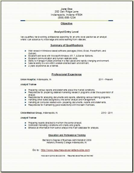 sample ba resumes resume format download pdf - Sample Resume Business Analyst