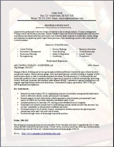 Consulting Resume3