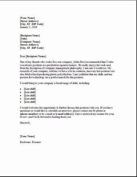 Job Application Cover Letter It Sample Letter Of Application Cover Letters  Job Search Cover Letter Sample  Cover Letter For It Position