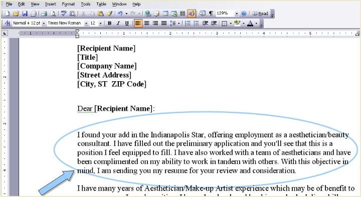 Editing Resume Cover Letter Samples5